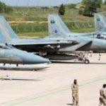 Centoventidue israeliani e americani in una base militare saudita