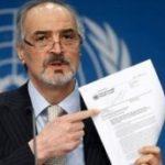 Ambasciatore Siria all'ONU svela i nomi degli agenti stranieri intrappolati ad Aleppo