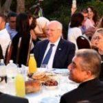 Ambasciatori Turchia, Egitto e Giordania a 'Iftar' dal Presidente israeliano