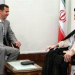 Lettera di ringraziamento di Assad all'Imam Khamenei