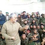 """Generale Soleimani ai combattenti iraniani in Siria: """"Perché Dio vi ha donato la vittoria.."""""""