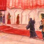 Il sermone della Nobile Zainab a Damasco