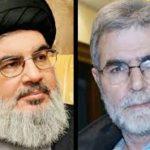 Nasrallah ribadisce le relazioni fraterne con la resistenza palestinese