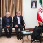 Imam Khamenei: un governo palestinese verrà formato a Tel Aviv