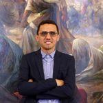 Mostra d'arte di Hassan Rouholamin a Roma