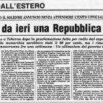 La Rivoluzione Islamica dell'Iran sulla stampa e nei diari dei diplomatici italiani dell'epoca