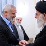 Haniyeh (Hamas) scrive all'Imam Khamenei