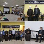 L'Arcivescovo Palmieri in visita al Centro Islamico Imam Mahdi (aj) di Roma